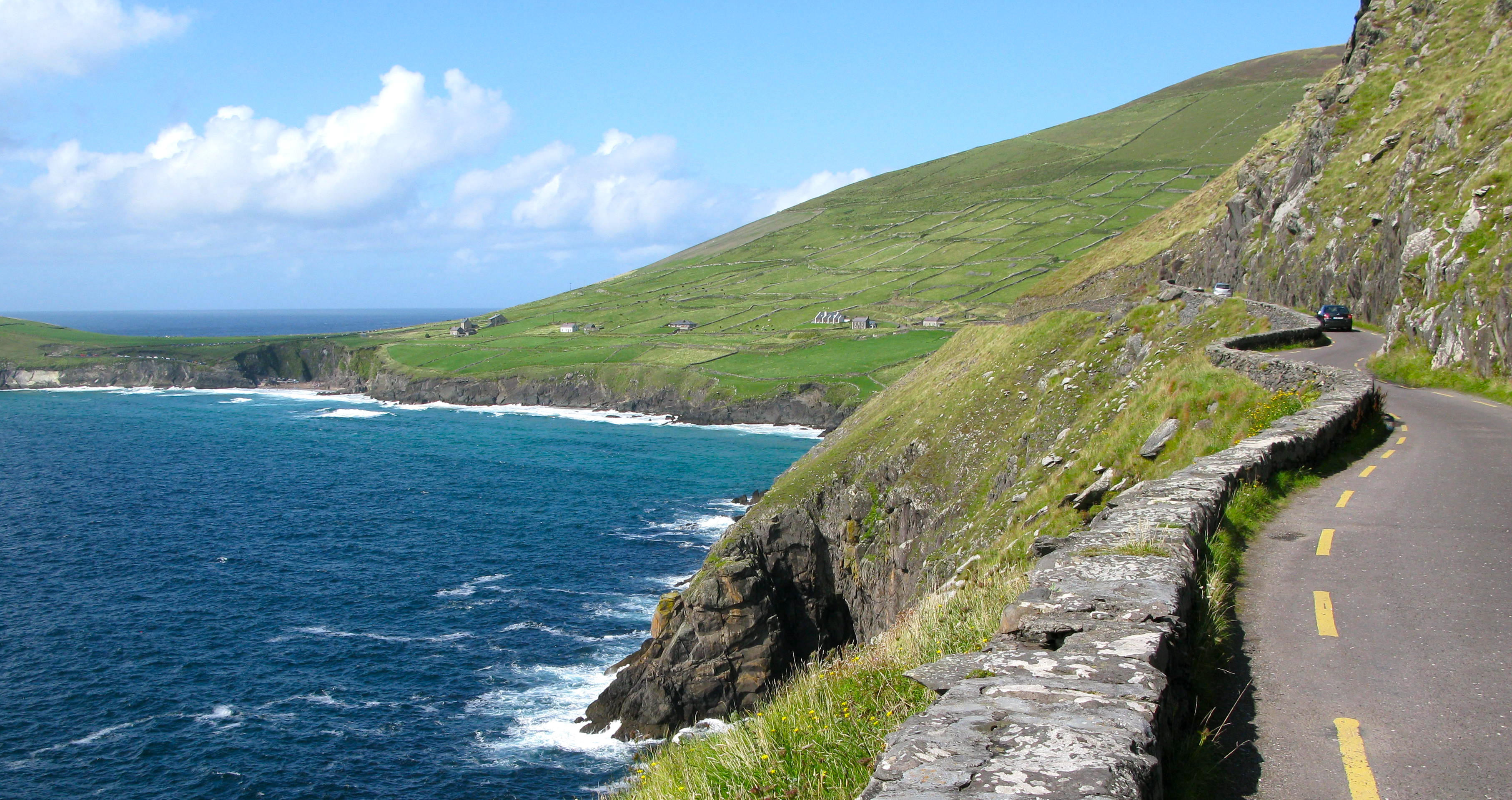 Dingle Ireland  city photos : Slea Head Road tends to be a bit narrow!