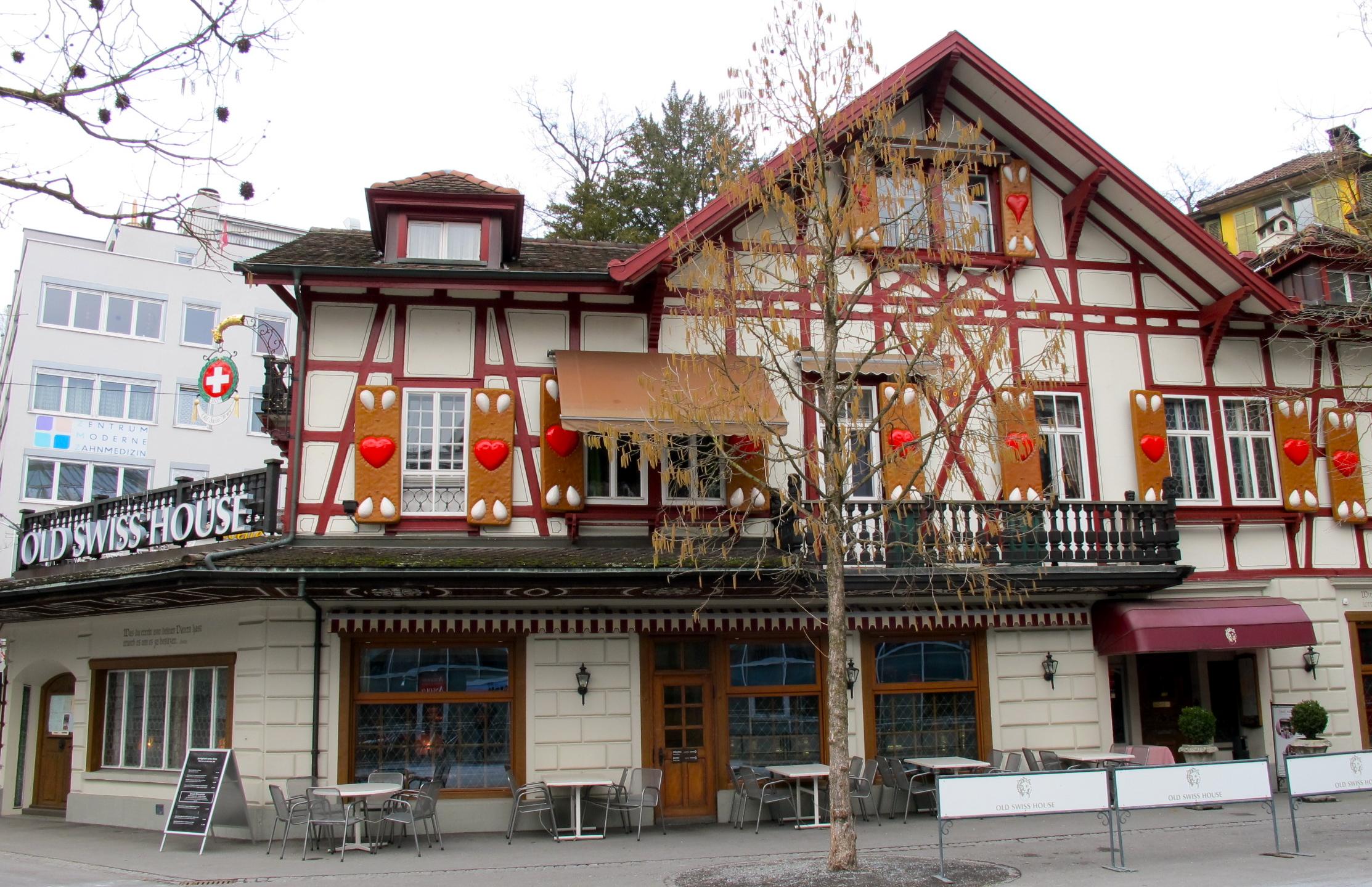 My 36 Hours In Lucerne Switzerland Garrett On The Road