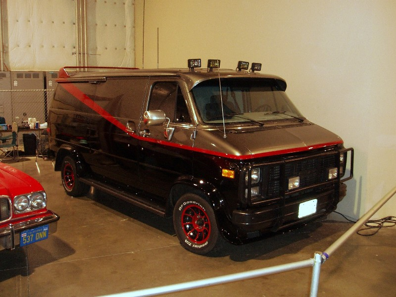 Ten Secrets of the A-TEAM Movie Van | Garrett On The Road