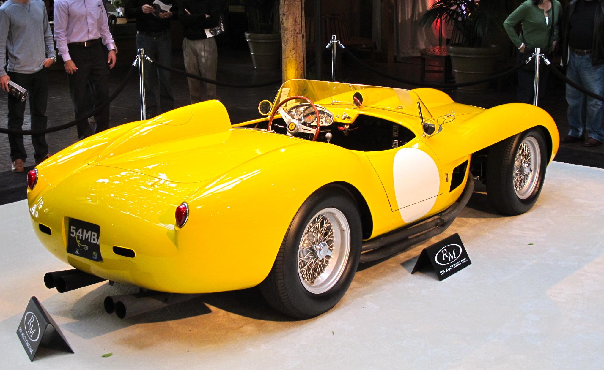 This 1958 Ferrari 250 Testa
