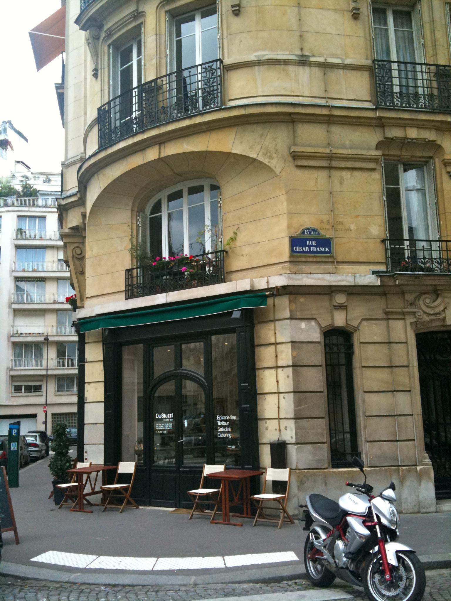 Cesar Restaurant Paris