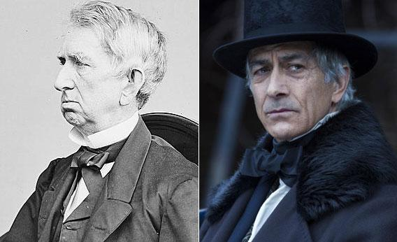 Why Is David Strathairn Missing From The Lincoln Death