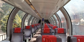 The best kind of SBB panorama car!