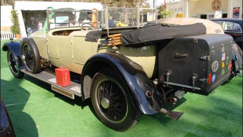 A 1922 Rolls-Royce