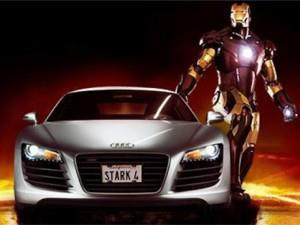 Audi Cars Used In Iron Man