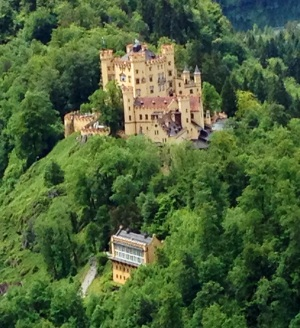 Hohenschwanstein - finished & furnished.