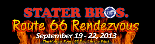 Despite a logo, a date, a sponsor and fans, the Route 66 Rendezvous is dead. For this year, anyway. (Route-66.org)