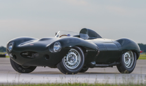 The tall tale of a 1955 D-Type Jaguar (RM Auctions)