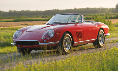 What is so special about this Ferrari that could make it worth $17+ million?