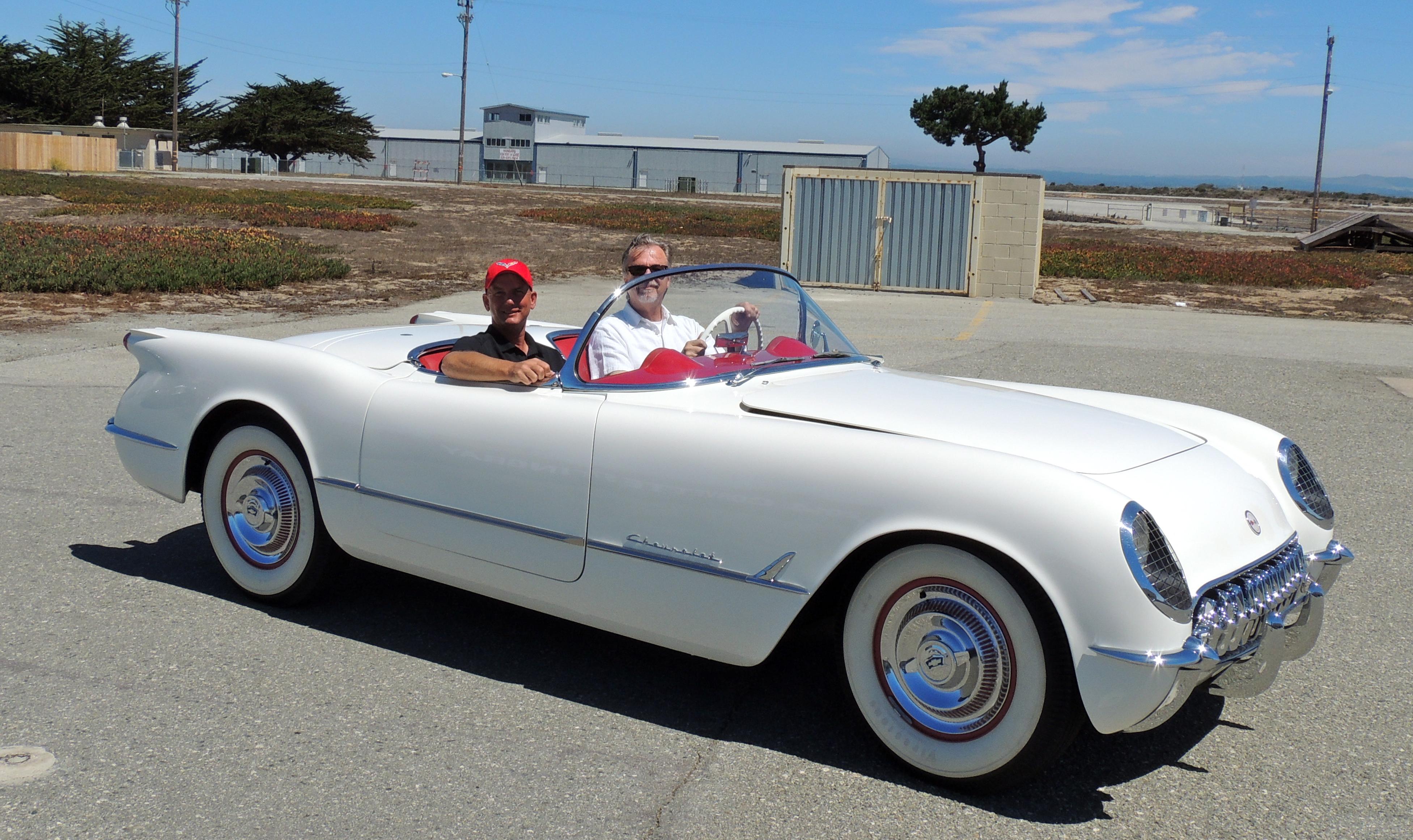 Driving Corvette s Magnificent Seven
