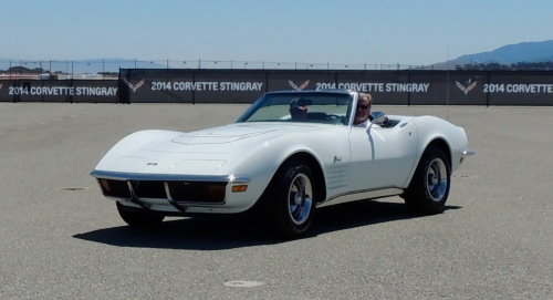 The C3 was not my favorite Corvette.