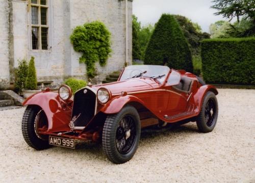 Pic 2 1932 Alfa 8C 2300 Touring Spider