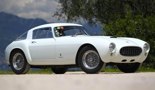 Alfonso de Portago once owned this 1955 Ferrari 250 GT (Gooding)