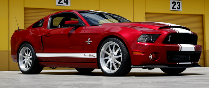 How much is a shelby gt500 super snake worth garrett on the road