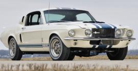 1967 Mustang Super Snake (Mecum)