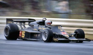 Andretti: Trying to save his Lotus