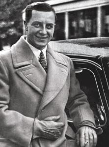 Jean Bugatti (Bugatti Archives)