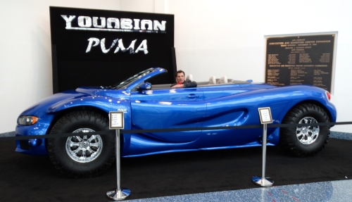 The incomparable Youabian Puma. (JG photo)