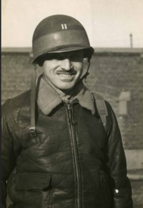 The real George L. Stout in WWII. (U.S. Army)