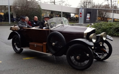 Is that a Hispano-Suiza? Or a Pic-Pic? (Jerry Garrett Photo)