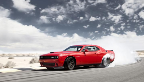 Dodge's Hellcat is not a car.