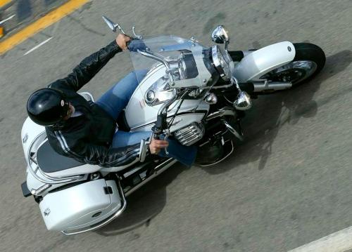Moto Guzzi California: Now That's Italian! Kind of.