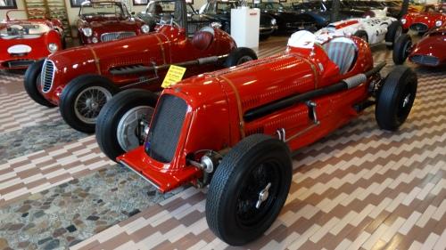 Maserati's terrors of the Targa Florio!