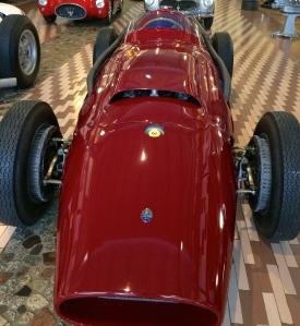 Fangio's 250F (Sherry Garrett)