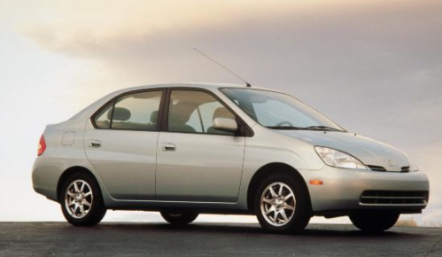2001 Toyota Prius: Only the homely.