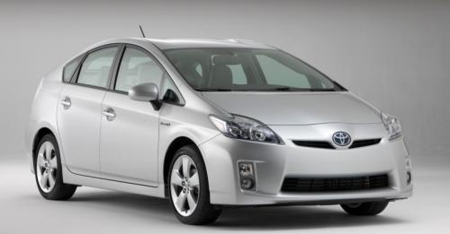 Prius 3.0: 50 m.p.g., millions sold. (Toyota)